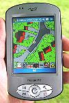 Click here for GPS Software on Pocket PC